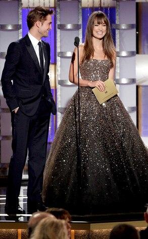 Robert Pattinson, Olivia Wilde