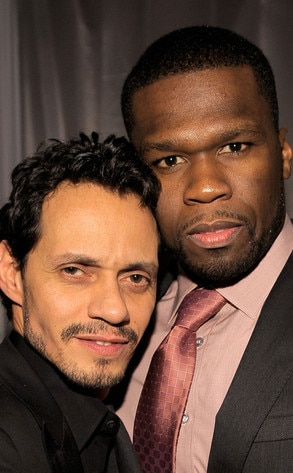 Marc Anthony, 50 Cent