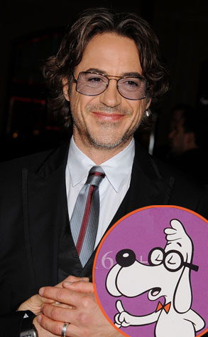 Robert Downey Jr., Mr. Peabody