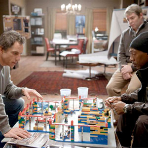 Tower Heist, Ben Stiller