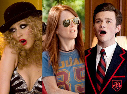 Burlesque, The Kids are Alright, Glee