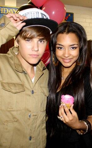 Justin Bieber, Jessica Jarrell