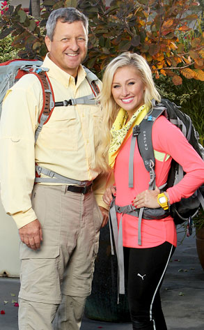 Gary Ervin, Mallory Ervin, Amazing Race Unfinished Business