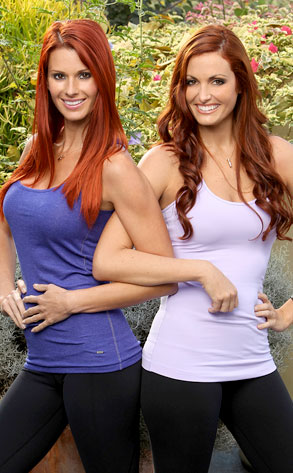 Jaime Edmondson, Cara Rosenthal, Amazing Race Unfinished Business
