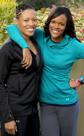 Kisha Hoffman, Jennifer Hoffman, Amazing Race Unfinished Business