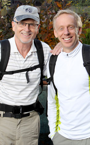 Mel White, Mike White, Amazing Race Unfinished Business