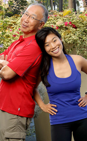 Ron Hsu, Christina Hsu, Amazing Race Unfinished Business