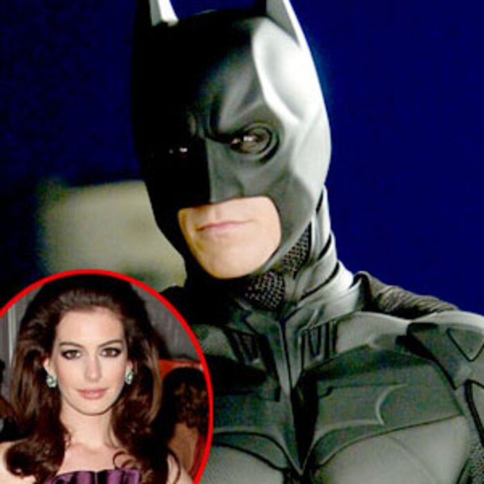Christian Bale, The Dark Knight, Anne Hathaway