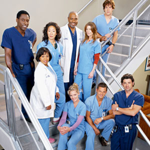 Greys Anatomy, Season One Cast