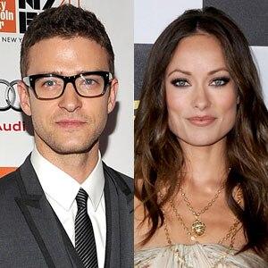 Justin Timberlake, Oliva Wilde