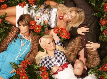 Holly's World Cast