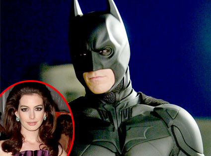 Christian Bale, The Dark Knight, Anne Hathaway