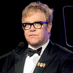 Elton John on the Band...