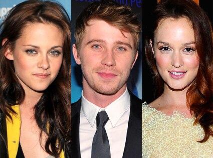 Kristen Stewart, Garrett Hedlund, Leighton Meester
