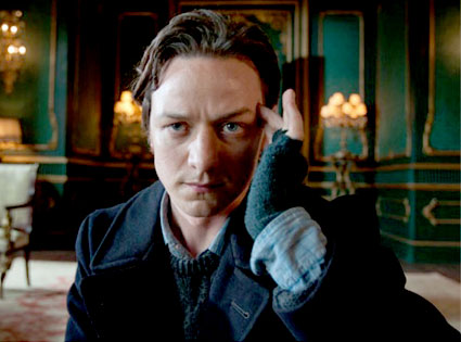 James McAvoy, X-Men: First Class