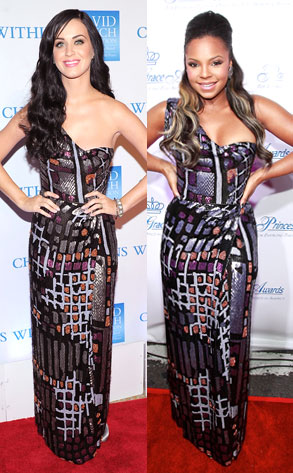 Katy Perry, Ashanti