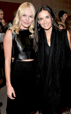Kate Bosworth, Demi Moore