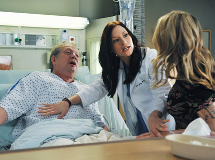 Grey's Anatomy, JEFF PERRY, CHYLER LEIGH, ALEXA HAVINS