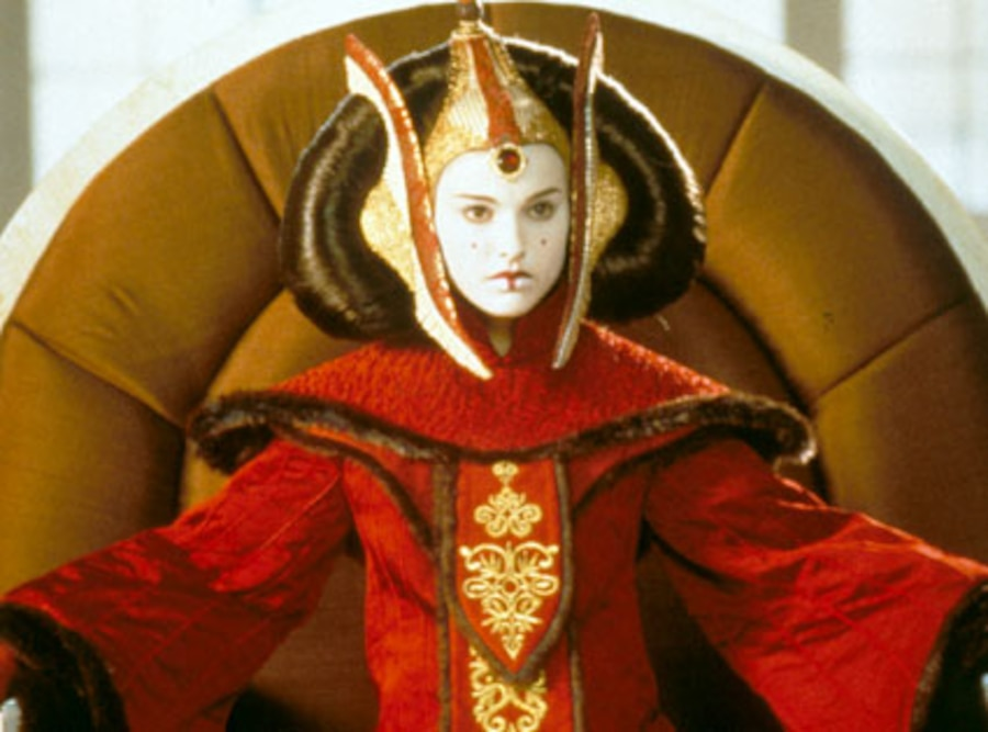 Natalie Portman, Star Wars: Episode 1 The Phantom Menace