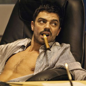 Dominic Cooper, The Devil's Double