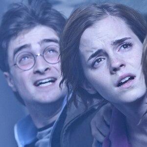 Harry Potter Deathly Hallows Part 2, Daniel Radcliffe, Emma Watson, Rupert Grint