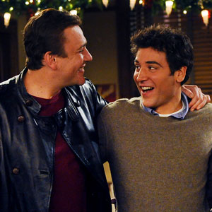 Jason Segel, Josh Radnor, How I Met Your Mother