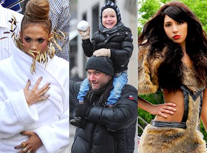 Jennifer Lopez, Liev Schreiber, Farrah Abraham