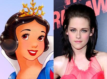 Snow White, Kristen Stewart