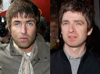 Liam Gallagher, Noel Gallagher