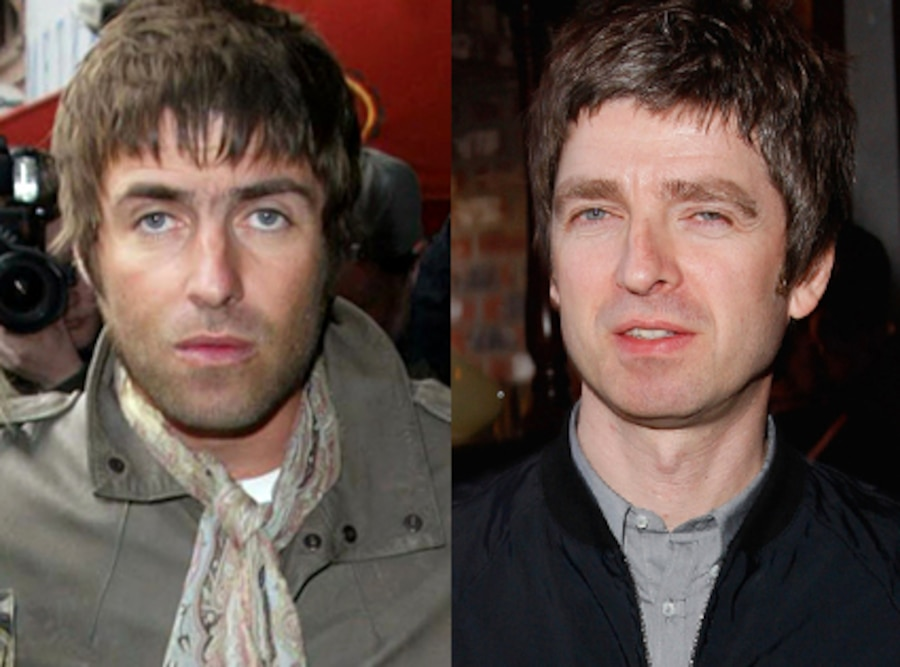 Liam Gallagher, Noel Gallagher