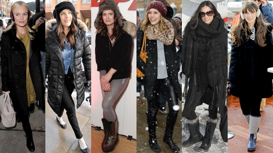 Kate Bosworth, Liv Tyler, Elizabeth Reaser, Elizabeth Olsen, Demi Moore, Zooey Deschanel