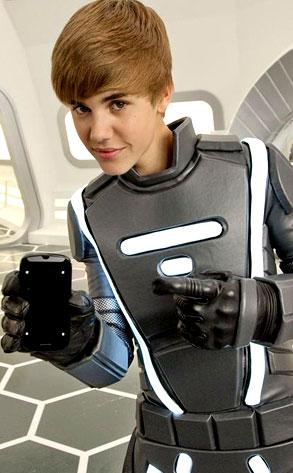 Justin Bieber,  Best Buy Commercial
