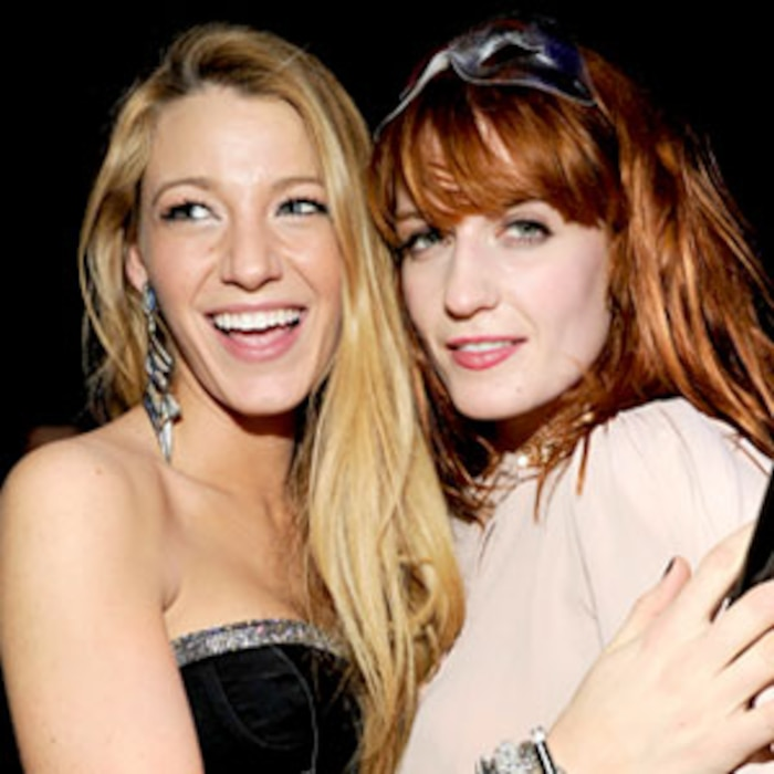 Blake Lively, Florence Welch