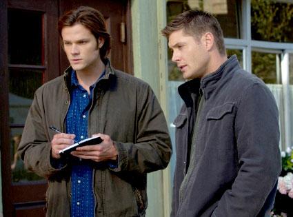 Jared Padalecki, Jensen Ackles, Supernatural