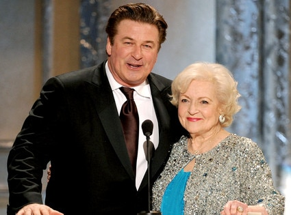 Alec Baldwin, Betty White