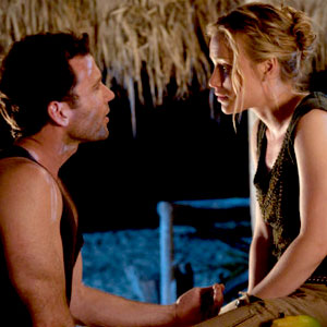 Covert Affairs, Eion Bailey, Piper Perabo