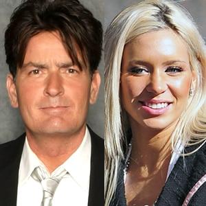 Charlie Sheen, Kacey Jordan