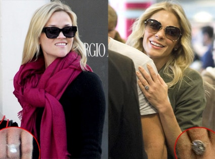 Reese Witherspoon, LeAnn Rimes