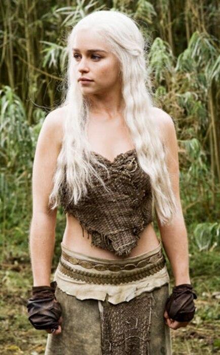 Game of Thrones, Emilia Clarke