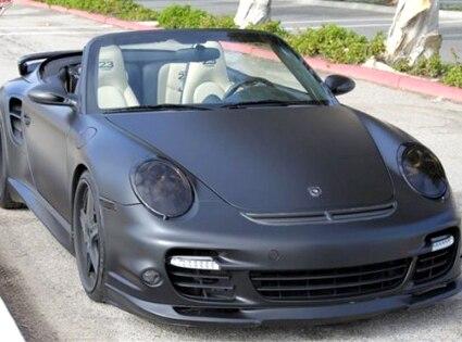 David Beckham, Porsche, Ebay Ad