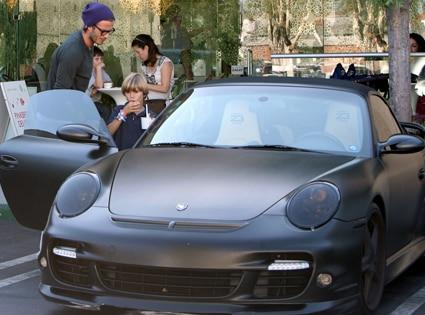 David Beckham, Porsche