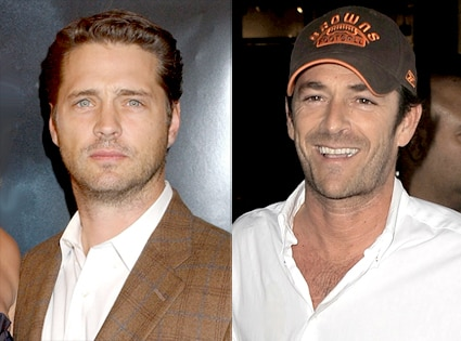 Jason Priestley, Luke Perry