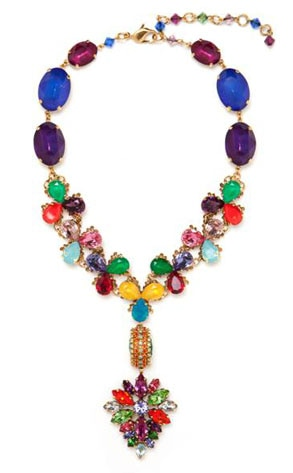 Versaille Dye Glam necklace
