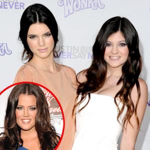 Kendall Jenner, Kylie Jenner, Khloe Kardashian