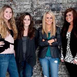 Teen Mom 2 Cast, Chelsea, Jenelle, Kailyn, Leah