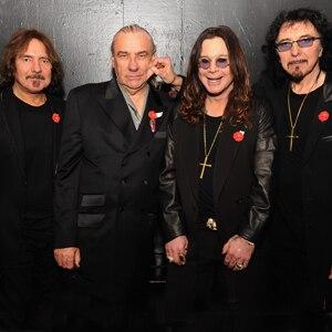 Black Sabbath, Geezer Butler, Bill Ward, Ozzy Osbourne,Tony Iommi