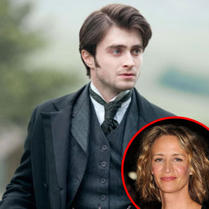 Daniel Radcliffe, Woman in Black, Janet McTeer