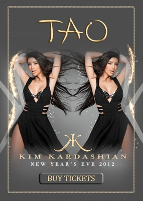 Kim Kardashian, Tao Flyer