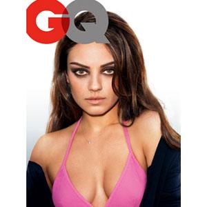 Mila Kunis, GQ Cover