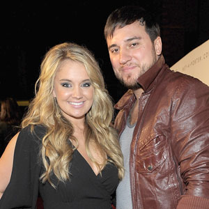 Tiffany Thornton, Christopher Carney